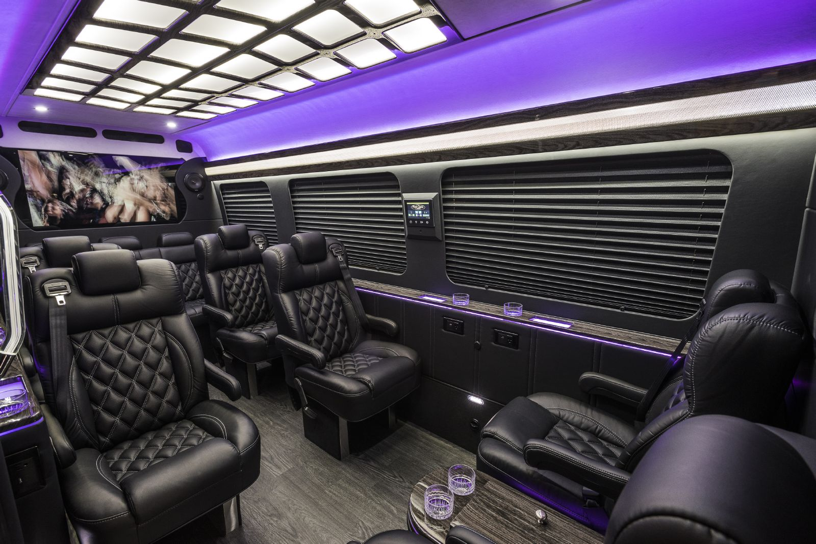 Custom Executive Class Sprinter